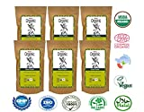 #8: Radico 100% Organic Henna Powder (Set Of 6)
