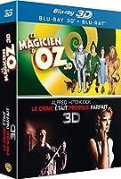 Le magicien d'Oz 3D + Le crime était presque parfait 3D [Blu-ray 3D]