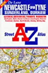 A. to Z. Street Atlas of Newcastle up...
