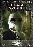 echange, troc L'Homme invisible