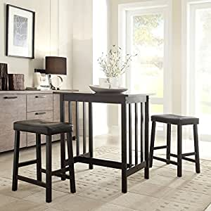Counter Height Kitchen Nook : ... Nook Set, Kitchen Counter Height - Bar Stool Style Seats - Table