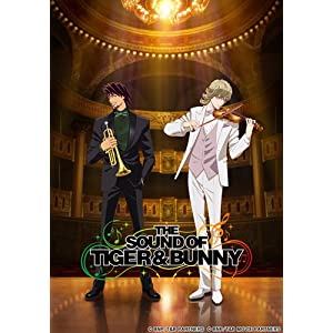 THE SOUND OF TIGER & BUNNY [Blu-ray]