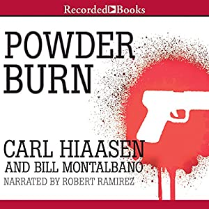 Powder Burn Audiobook