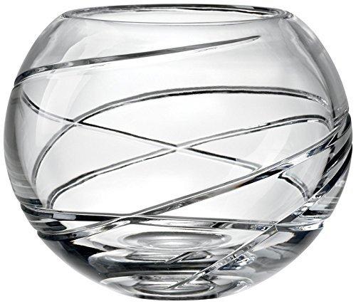 Lenox Adorn Crystal Rose Bowl, by Lenox