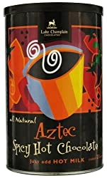 Aztec Hot Chocolate – Hot cocoa