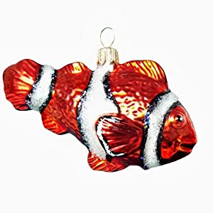 Ornaments to Remember: CLOWN FISH Christmas Ornament