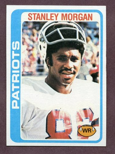1978 Topps #361 Stanley Morgan Patriots Nr-Mt 212138 Kit Young Cards