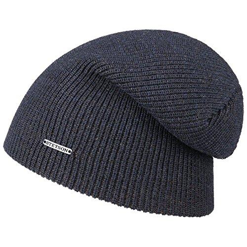 wisconsin-merino-long-beanie-stetson-beanie-lavorato-a-maglia-berretto-lana-merino-taglia-unica-blu