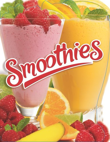 Shaped Board Book Smoothies by Editors of Publications International