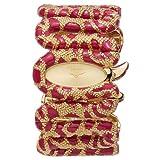 Roberto Cavalli Cleopatra 7253195647 - Reloj de mujer de cuarzo, correa de acero inoxidable color varios colores