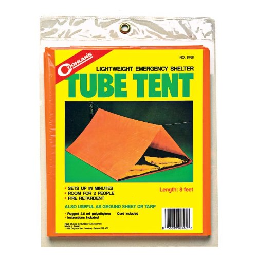 "COGHLAN""S Tube Tent, Outdoor Stuffs"