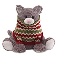 "Gund Fun Christmas Sugar Plum Cat 10"" Plush from Gund Fun"