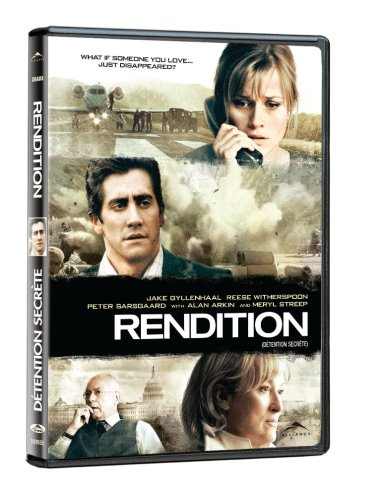 dvd rendition jake gyllenhaalreese witherspoon