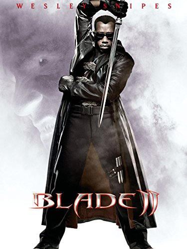 Blade 2 on Amazon Prime Video UK