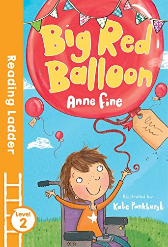 Big Red Balloon (Reading Ladder Level 2)