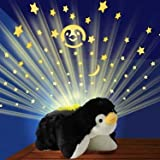 Pillow Pets Dream Lites - Playful Penguin 11""