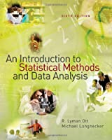 An Introduction to Statistical Methods and Data Analysis, 6th Edition