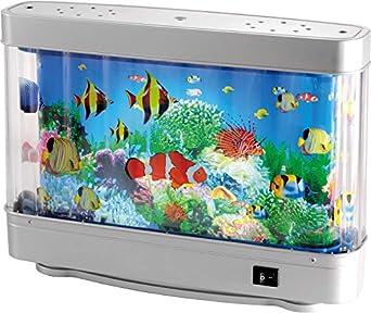 beco tisch und kinderzimmerleuchte aquarium inklusive. Black Bedroom Furniture Sets. Home Design Ideas