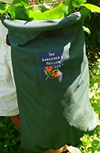 The Gardener's Hollow Leg Gardeners Hollow Leg Wearable Weeding/Harvest Bag at Sears.com