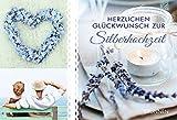 Image de Herzlichen Glückwunsch zur Silberhochzeit: Gutscheinbuch