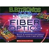 Electronics Lab with Fiber Optics