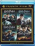 harry potter - 4 grandi film #02 (4 blu-ray) box set blu_ray Italian Import