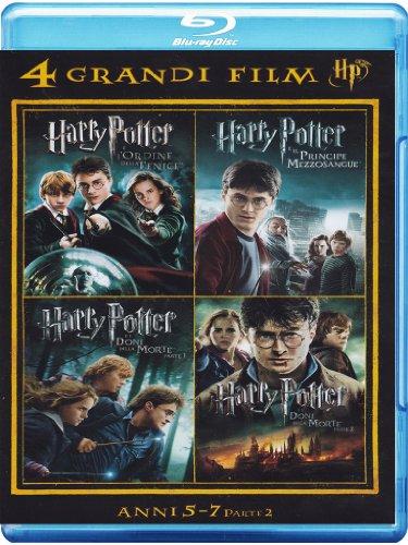 4 grandi film - Harry PotterVolume02 [Blu-ray] [IT Import]