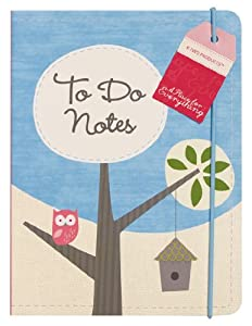 NEW! KTwo To Do Notes Travel Notebook with Pen Holder