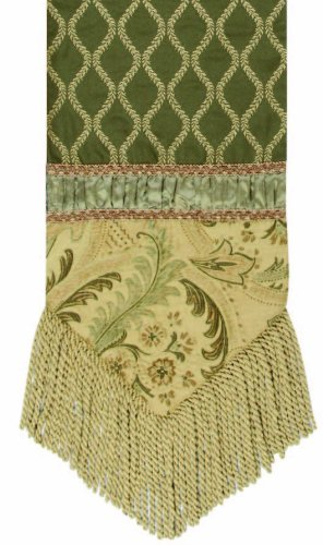 Jennifer taylor 2570 619403618 table runner 16 inch by 120 for 120 inches table runner