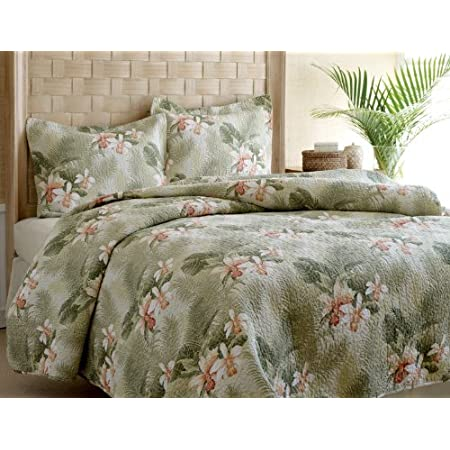 51KRsw5kfKL._SS450_ The Best Palm Tree Bedding and Comforter Sets