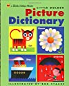 Little Golden Picture Dictionary (Little Golden Book)