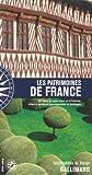 echange, troc Corinne Hewlett, Catherine Ianco, Patrick Mandon, Collectif - Les patrimoines de France