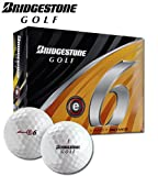 Bridgestone Precept 2011 e6 1-Dozen Golf Balls