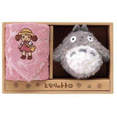 Totoro Totoro Mei TT-4419 Woods walk mini towel 1 / mascots 1