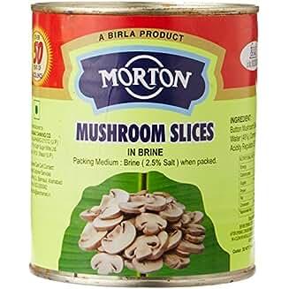 Birla Morton Mushroom Slices in Brine, 800g