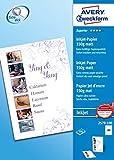 Avery Zweckform 2579-100 Superior Inkjet Papier 100 Blatt