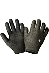 #1 Top Rated Women & Men Texting Gloves. Warm Smartphone Gloves with Anti-Slip Grip, Insulated Layers & Full Hand Conductivity. Winter Style Black Touch Screen Gloves Women, Touchscreen Gloves Men