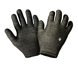 Glider Gloves - Winter Style Touch Screen Gloves (Black), Warm Touchscreen Compatiable Gloves for Iphone and Android (Small)