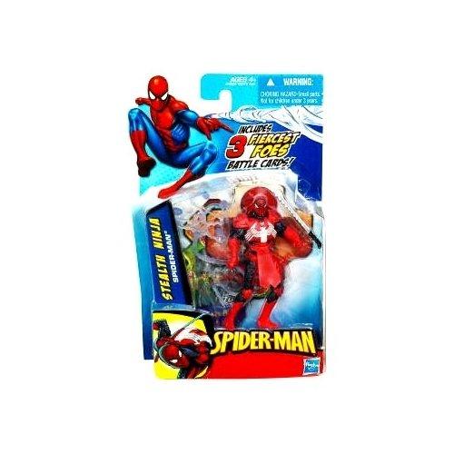 SpiderMan Stealth Ninja SpiderMan