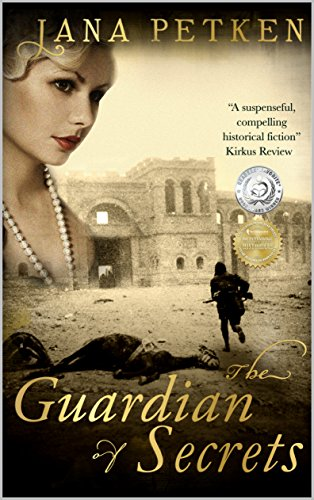 Book: The Guardian of Secrets by Jana Petken
