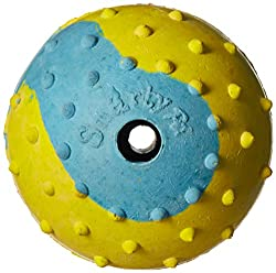 Choostix Dog Hard Ball, Large (1 Piece) Color May Vary