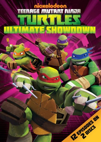 Teenage Mutant Ninja Turtles: Ultimate Showdown [DVD] [Import]