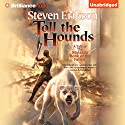 Toll the Hounds: Malazan Book of the Fallen, Book 8 Audiobook by Steven Erikson Narrated by Michael Page