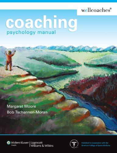 Margaret Moore - Coaching Psychology Manual