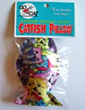 Cat Fish Organic Catnip Pillow toy / Packaged by the maker of Da Bird