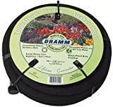 Dramm 17010 ColorStorm Premium 50-Foot-by-5/8-Inch Soaker Garden Hose, Black