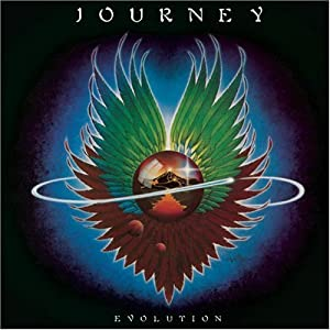 "Cover of ""Evolution"""