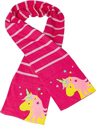 Echarpe-Miss-de-la-princesse-lillifee-avec-licorne-Couleur-rose-Env-15-x-125-cm
