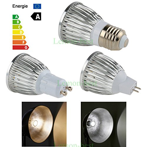 Super Bargain!!! New Model!! 9W 15W Led Dimmable E27 Gu10 Mr16 Warm/Cool White Spolight Cree Led Light Lamps In Home