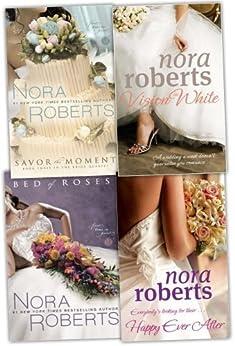 Nora Roberts Bridal Quartet Boxed Set book cover